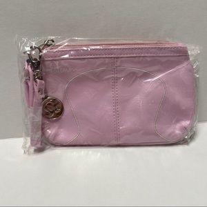Lululemon cha-Ching clutch pink